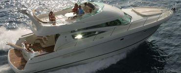 Аренда яхт в Черногории - Jeanneau Prestige 46