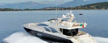 Аренда яхт в Черногории  - Azimut 98 leonardo