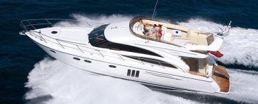 Аренда яхт в Черногории - Princess 58