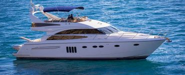Аренда яхт в Черногории - PRINCESS 62