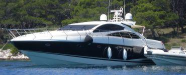 Аренда яхт в Черногории - Sunseeker Predator 72