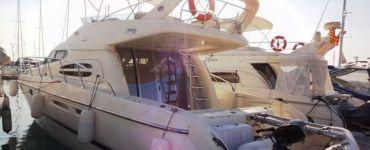 Аренда яхт в Черногории - Cranchi 48 fly