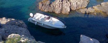 Аренда яхты в Черногории без капитана. Selva D 5.6